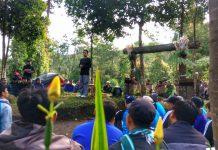Cintai Alam - Hari Tarbiyah Camping Bersama di Tahura