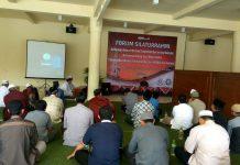 Imtaq manfaatkan akhir tahun bersilaturrahim bersama wali santri